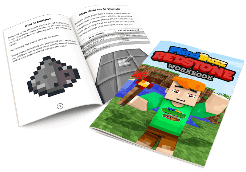 Redstone Workbook